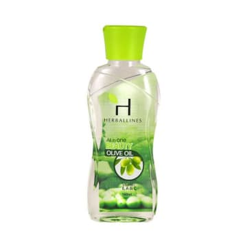 Herballines Beauty Olive Oil 160ml