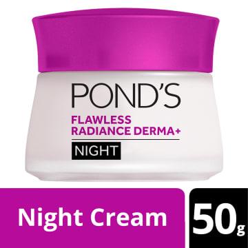 POND'S Flawrad  Night Cream (50g)
