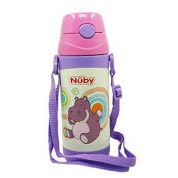 Nuby Insulated Stainless Steel 360ml(12m+)