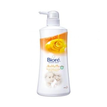 Biore Shower Cream healthy plus 550ml