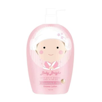 Shower Lotion 750ml #Glutathione & Vit C