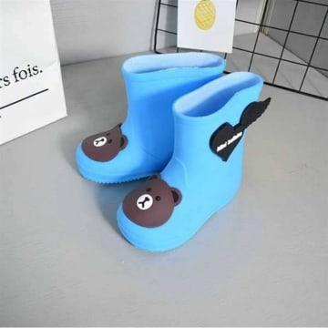 Baby Rain Boot (Blue)
