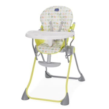 Chicco Pocket Meal Highchair Green Apple