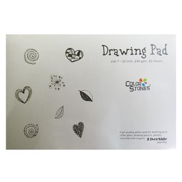 Drawing Pad (20 Sheets)