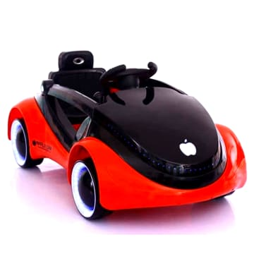Baby Battery Car (Apple)