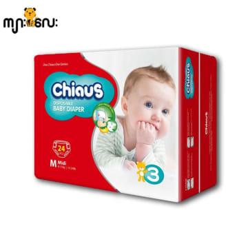 Chiaus Baby Diaper Tape M24