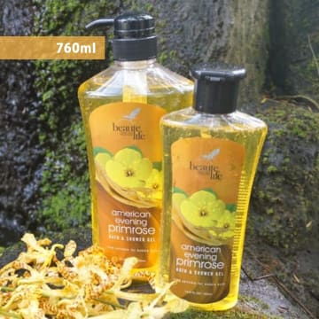 Beaute Life Shower Gel-EPO (Yellow) 760ml