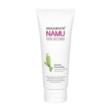 Namu Life SnailWhite Facial Jelly Wash 100 ml