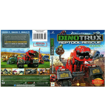 Dinotrux SuperCharge