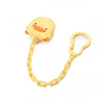(PiyoPiyo) Safety Pacifier Chain(Pacifier Clip)