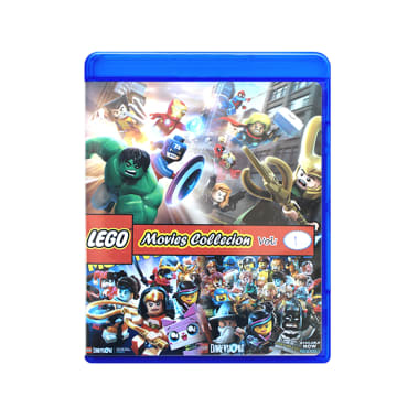Lego Movies Collection