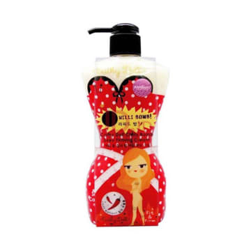 Cathy Doll Chilly Bomb Sexy Firming Cream 260g