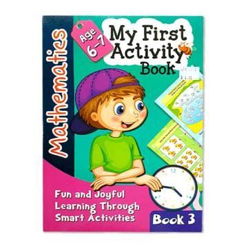 My First Activity Book Mathematics - Book 3