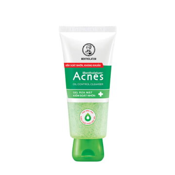 ACNES  OIL CONTROL CLEANSER 100G