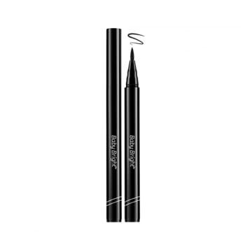Baby Bright - Slim Black Charcoal Pen eyeliner#01 Black