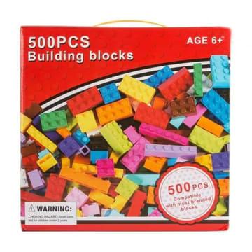 Building Block (500pcs) - 6Years