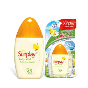 SUNPLAY BABY MILD 30G