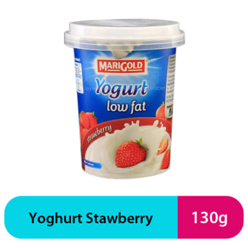 MariGold Yoghurt Stawberry 130g