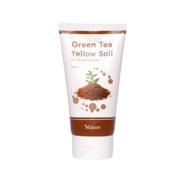 Masuri Green Tea Yellow Soil(150ml)