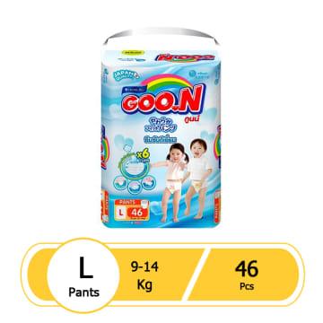 Goo.N Pants - L 46 Pcs