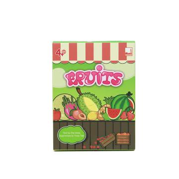 Fruits Flash Card