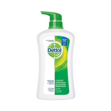 Dettol Showergel Original 500ML