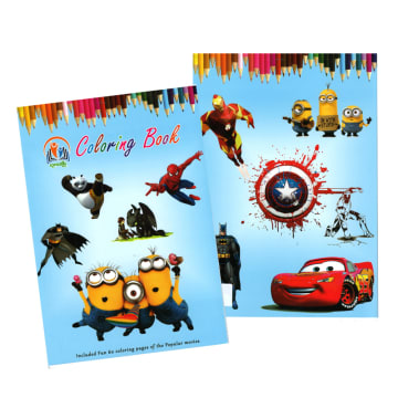 Coloring Book For Boy(Code C2)