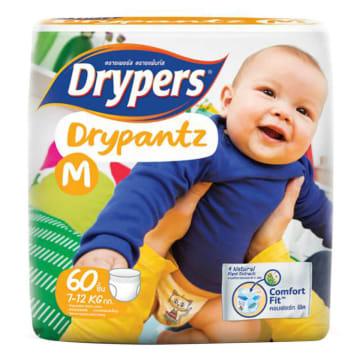 Drypers Drypants M (3x60s) G5