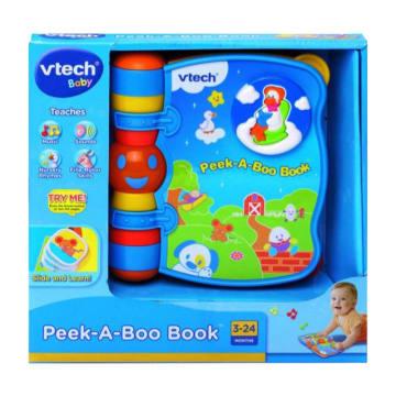 vtech Peek A-Boo-Book