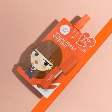 Cathy Doll Social Heart Vivid Tint #1 Suncial Media