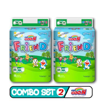 Goo.N Friend Pant M 58 ( Combo Set 2)
