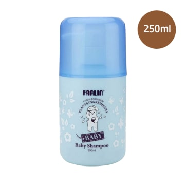 Baby Shampoo 250ml  (Farlin)-TOP-172N