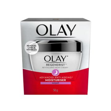 Olay Regenerist Night Cream 50g