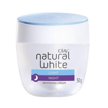 Olay Natural White Light Night Shine 50g
