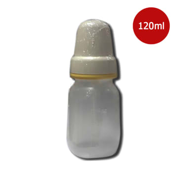 Bottle with Long Silicon Nipple 0m+