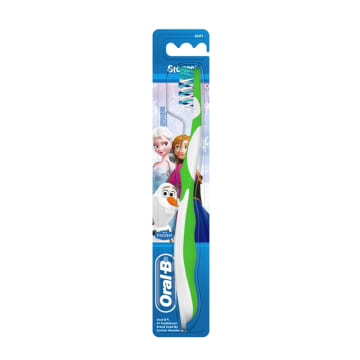 Oral B Stage 8 Yrs+ Soft BCd