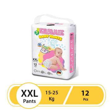 Nature Hugs Diaper Standard  XXL 12's