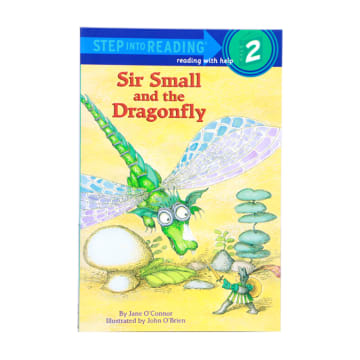 Step into reading 2 Sir small and the Dragonfly