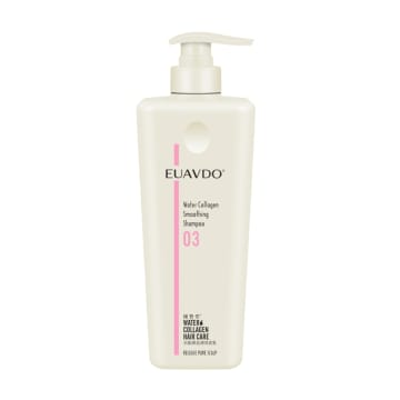 EUAVDO 03 Water Collagen Smoothing Shampoo 600 ml