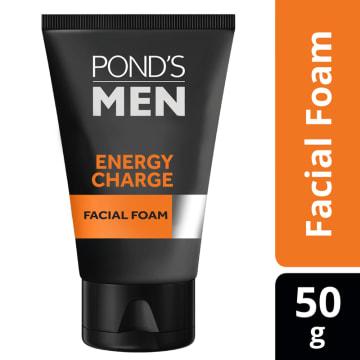 PONDS Men EnergyCharge Facial Form 50g