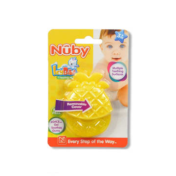 Nuby Toy Bite Teether(smoothing Teether)