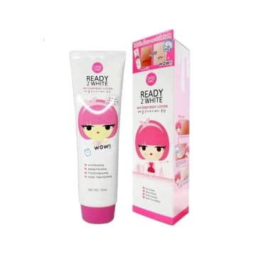 Cathy Doll - Ready 2 White Whitener Body Lotion 150ml