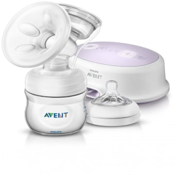 Philips AVENT Comfort Single Electric Breast Pump - SCF-332/01