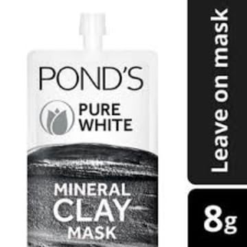 POND'S Pure WHT Mineral  Clay Mask (8g)