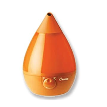 Crane-Ultrasonic Cool Mist Humidifier-Drop Shape Design