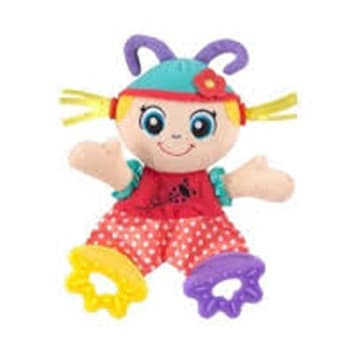 Red Doll Teeter
