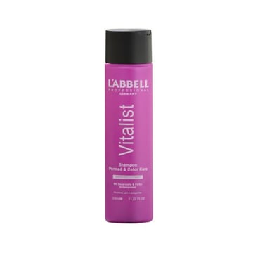Labbell Permed & Colour Care Shampoo (330ml)