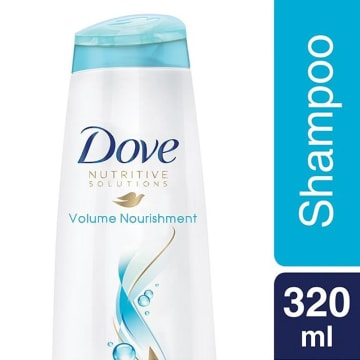 Dove Shampoo Volume Nourishing 320ml