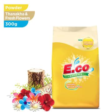 E.CO NATURAL FRESH FLOWERS 300G