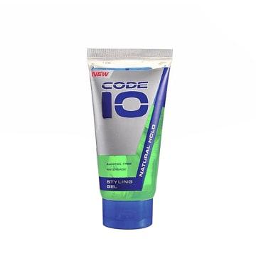 Hair Styling Gel Tube 150ml (Green)